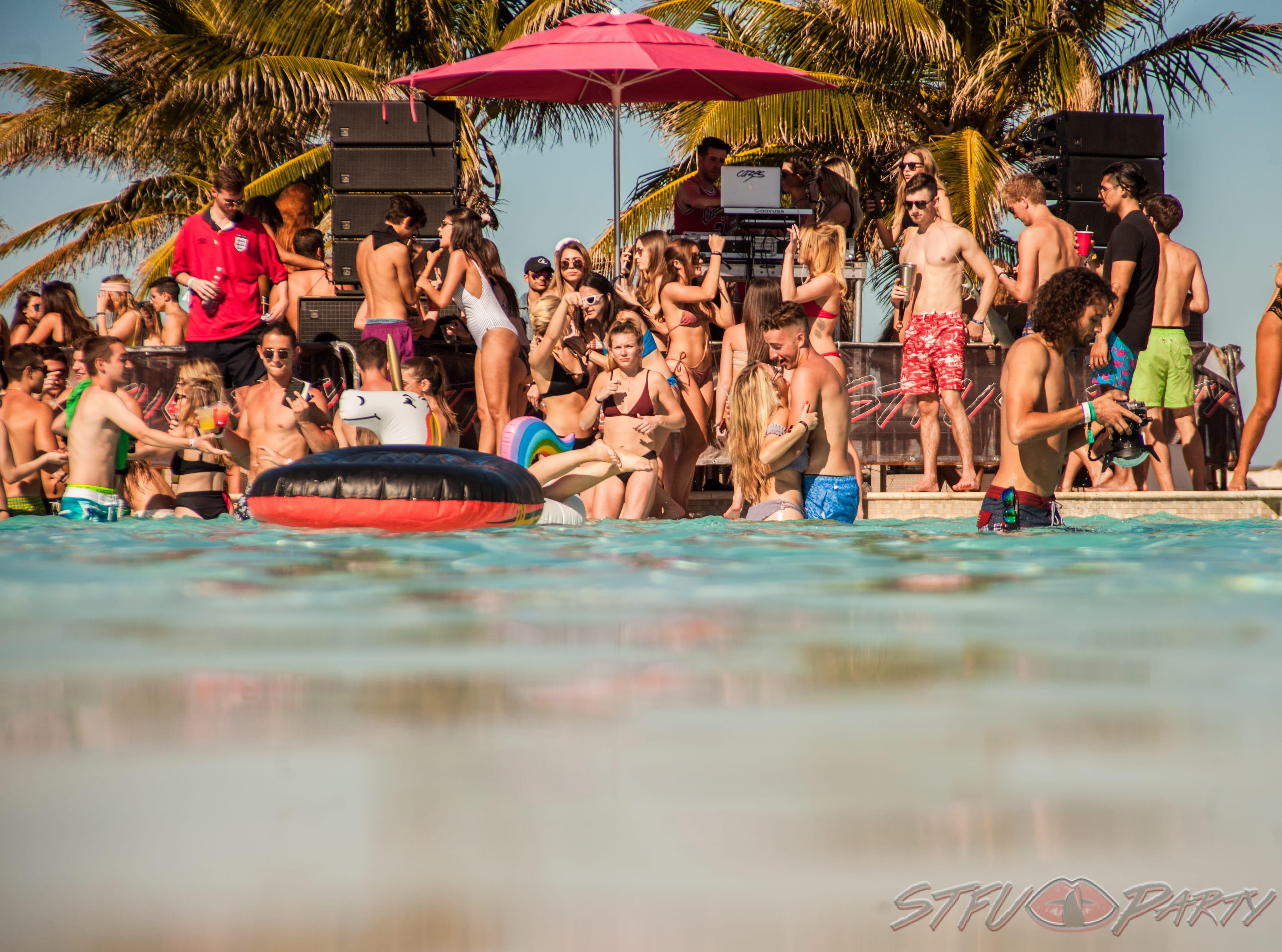 Best Spring Break Destinations 2020 STFU Bimini Spring Break 2020 | STFU & Party